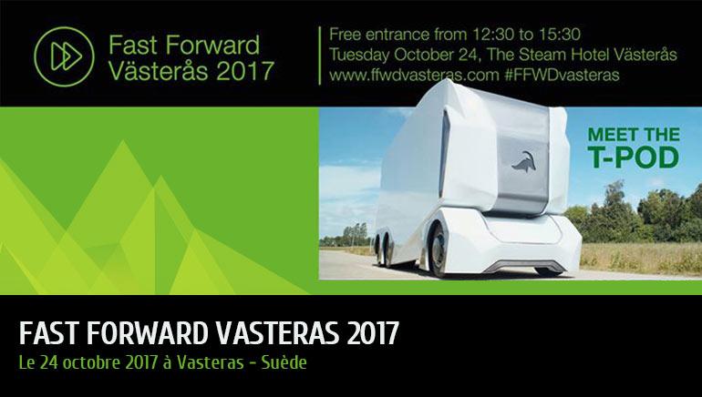 CARL Software présent à Fast Forward Vasteras 2017