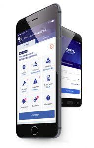 Application mobille CARL XPRESS : Comptes-rendus d'interventions express.