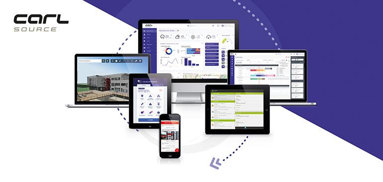 GMAO CARL Source 6 : logiciel de maintenance et gestion des équipements tournée vers le futur