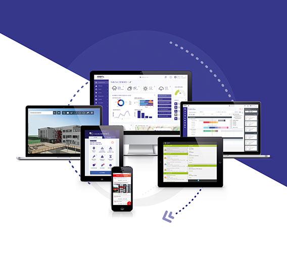 GMAO : logiciels de maintenance et gestion des équipements.