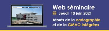 Web séminaire GMAO - Cartographie