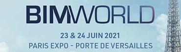 BIM World 2021 | BIM, SIG, GEM/GMAO