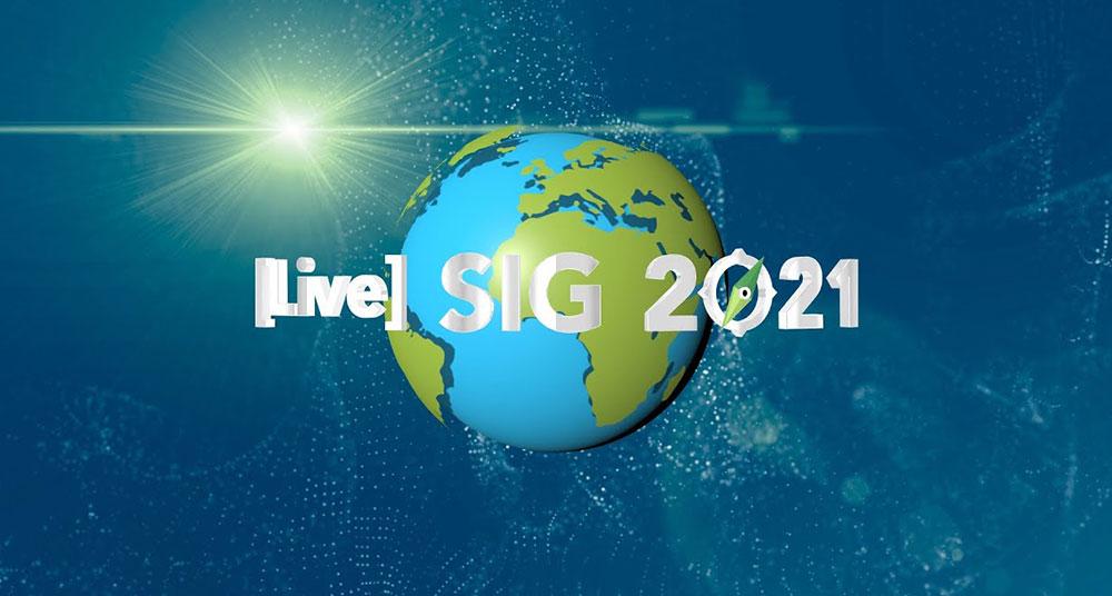 [Live] SIG 2021